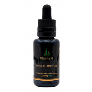 Tincture - Natural - 1000mg