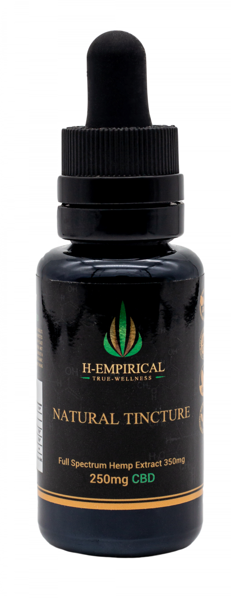 Tincture - Natural - 250mg