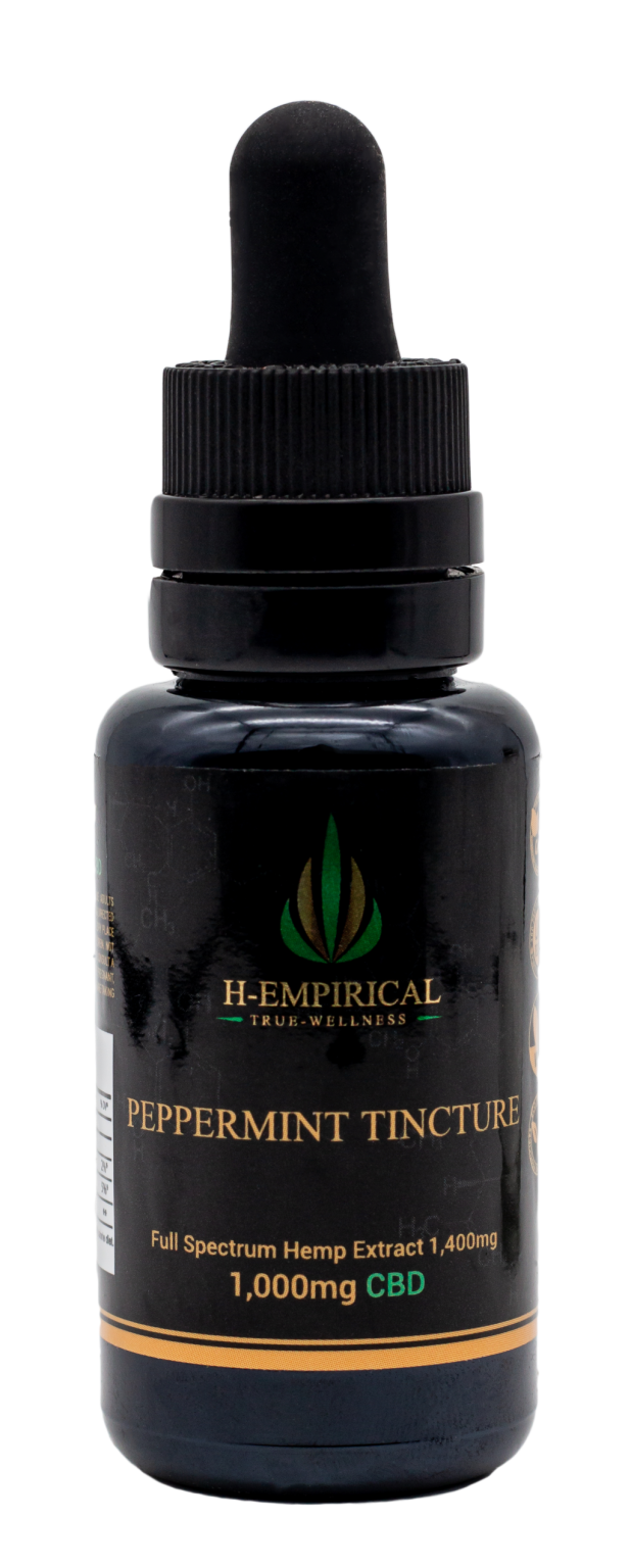 Tincture - Peppermint- 1000mg