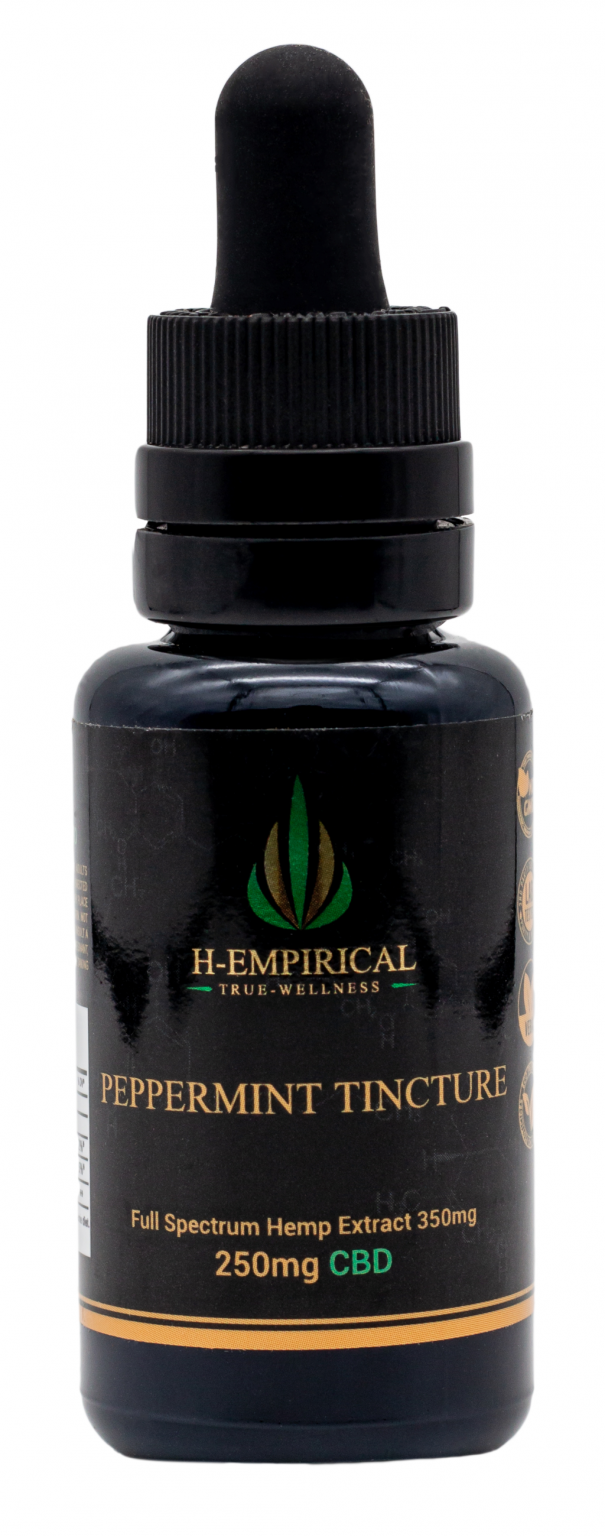 Tincture - Peppermint - 250mg