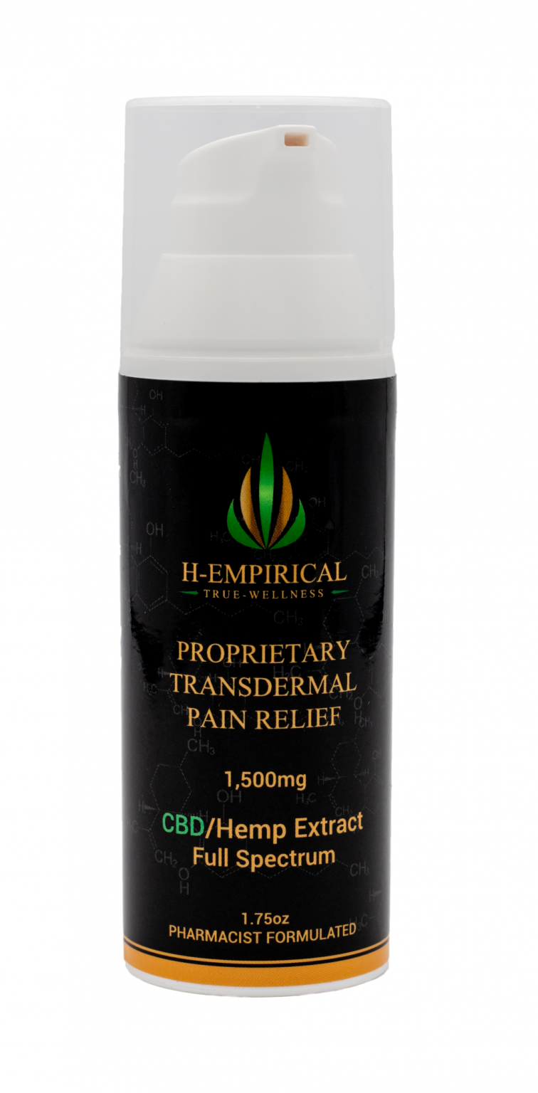 Transdermal - 1500mg